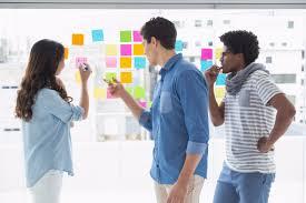 Choosing an internal or external strategy facilitator